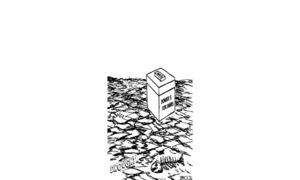 Cartoon: 10 September, 2018