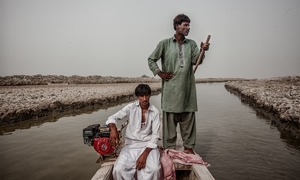 How a polluted lake is endangering life in and around it