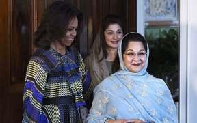 Kulsoom Nawaz — A woman of substance