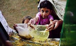 Number of hungry people has risen to 820m, says UN report