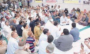 Homage paid to Kulsoom Nawaz