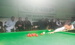 Five cueists fall to unseeded ones as upsets continue in ranking snooker