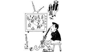 Cartoon: 13 September, 2018