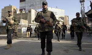شمالی وزیرستان: سیکیورٹی فورسزپر دہشتگردوں کی فائرنگ، 5 اہلکار زخمی