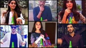 7up's latest campaign has got celebs brewing debates on social media