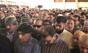 Community says farewell to Kulsoom in London funeral