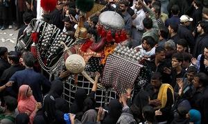 سندھ میں 9، 10 محرم الحرام کو عام تعطیل کا اعلان