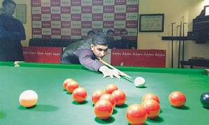 Five seeds knocked out in ranking snooker