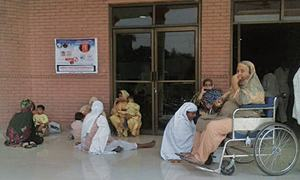 Daska THQ Hospital needs treatment