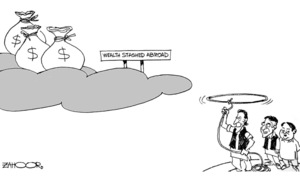 Cartoon: 15 September, 2018