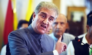 FM Qureshi heads to Kabul on first visit today