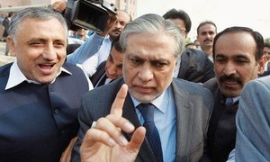 UK legislators' team rejects plea for Ishaq Dar's deportation