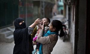 Presence of polio virus feared in samples taken from Rawalpindi's Nala Lai