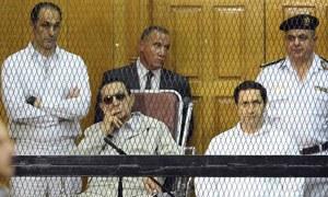 مصر: بدعنوانی کا الزام، حسنی مبارک کے بیٹوں کی گرفتاری کا حکم