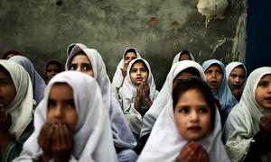 قبائلی علاقوں میں 10 برس سے 600 تعلیمی ادارے غیر فعال