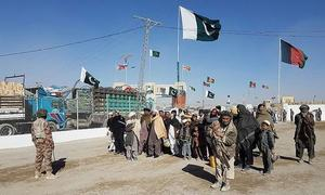 Afghan arrivals decline after closure of Jalalabad consulate