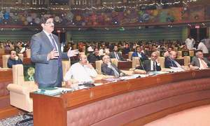 Murad to present nine months budget in Sindh Assembly today