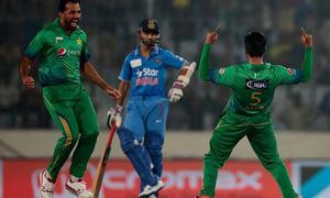 قومی ٹیم کن وجوہات کی بنا پر بھارتی ٹیم سے بہتر؟