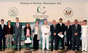 US suspension of aid not a 'life or death situation' for Pakistan, says navy chief in Washington