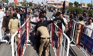Traffic plan for Muharram processions in Karachi announced