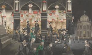 Muharram in the 19th century: Indian paintings, British imagination