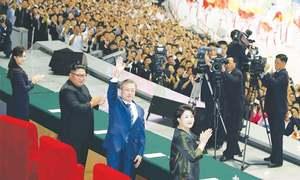N. Korean leader agrees to shut missile site, visit Seoul