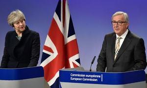 EU warns Britain to 'rework' Brexit plans