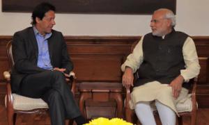 عمران خان کا مودی کو خط، باقاعدہ مذاکرات شروع کرنے پر زور