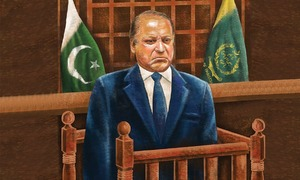 How one of Pakistan's most controversial cases has unfolded