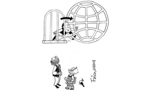Cartoon: 21 September, 2018