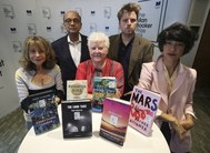 Man Booker Prize 2018 finalists announced