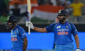 بھارت کی ایشیا کپ میں مسلسل تیسری فتح، بنگلہ دیش کو دوسری شکست