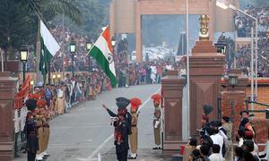 بھارت کا وزرائے خارجہ کی ملاقات منسوخ کرنے کا اعلان افسوس ناک قرار