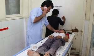 افغانستان: بم دھماکے میں 8 بچے جاں بحق، 6 زخمی