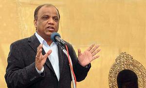 Accountability court issues arrest warrants for MQM's Babar Ghauri in KPT corruption case