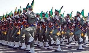 ایران میں فوجی پریڈ پر حملہ