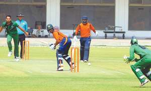 Waleed has ZTBL in a spin as Karachi Whites win