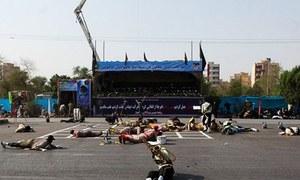 فوجی پریڈ حملے میں امریکی اتحادی خلیجی ریاستیں ملوث ہیں، ایران