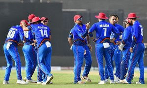 ایشیا کپ: سنسنی خیز مقابلے کے بعد بنگلہ دیش نے افغانستان کو شکست دےدی