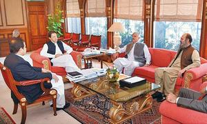 CCI agrees to resolve Sindh, Balochistan water crisis