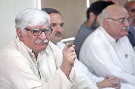 اے این پی نے افغان اور بنگالیوں کو شہریت دینے کی حمایت کردی