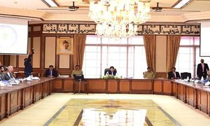 PM Khan forms committee to review functioning of Nacta