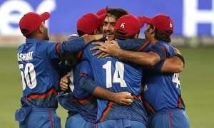 ایشیا کپ: بھارت اور افغانستان کا میچ سنسنی خیز مقابلے کے بعد ٹائی