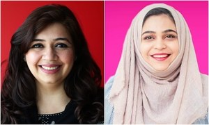 Two Pakistani women selected for Facebook's leadership programme
