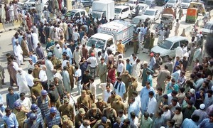 Families of deceased children protest alleged negligence at hospitals