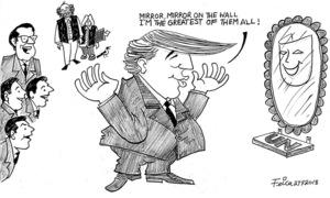 کارٹون :27 ستمبر 2018