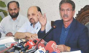 Karachi mayor says drugs and arms are being smuggled into city from 'two borders'