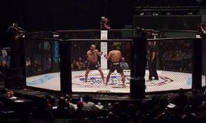 Uloomi Karim to headline Pakistan's first-ever international MMA event on October 27