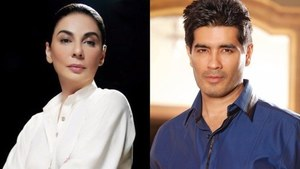 Nabila gets set to style Manish Malhotra's show in Doha