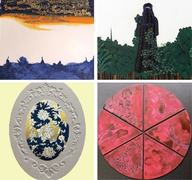 Emerging artists depict emotions in miniature paintings